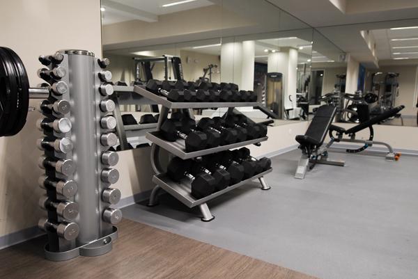 Infinit Fitness Azca sala fuerza y peso libre