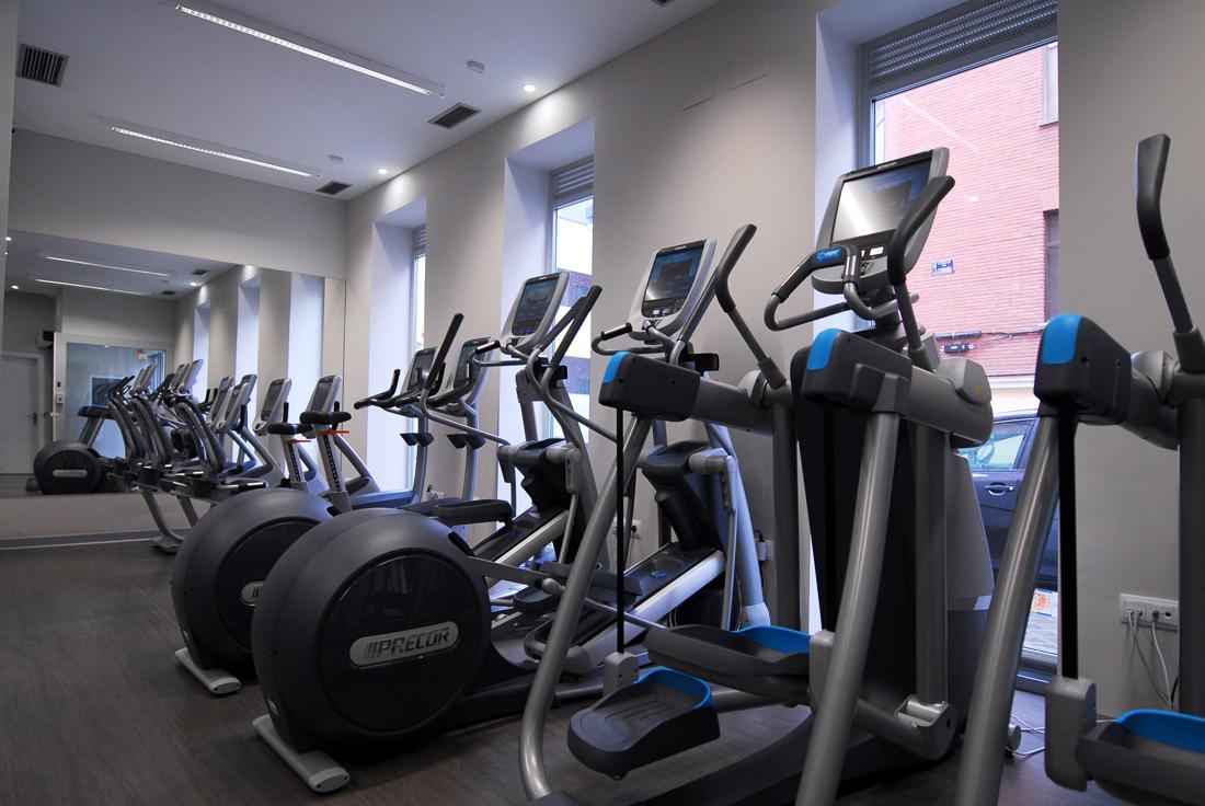 Infinit fitness azca calidad y calidez a tu servicio for Gimnasio 24 horas logrono